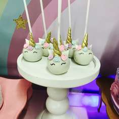 Kawaii's Unicorn birthday party - Kawaii para Guille