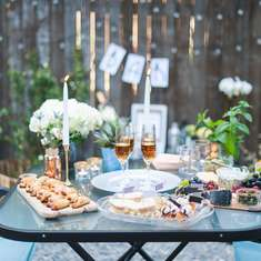 """The Great Gatsby"" Literary Dinner Party - The Great Gatsby"
