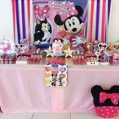 Minnie birthday party - Minnie Mouse
