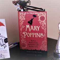Mary Poppins Twin Shower - Vintage Mary Poppins