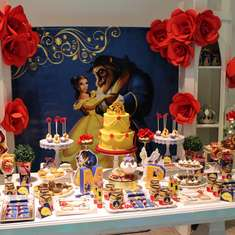 Beauty and the Best Party  - Belle / Beauty and the Beast