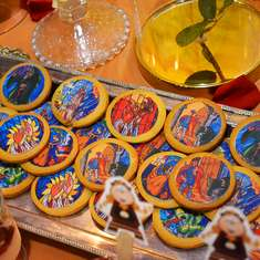 Beauty and the Beastbirthday party - Belle / Beauty and the Beast