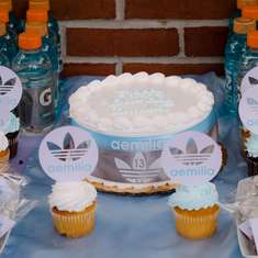 Aemilia's Adidas 13th birthday - ADIDAS