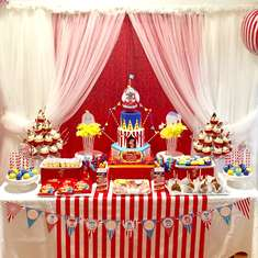 Dumbo Big Circus Baby Shower  - Circus / Carnival