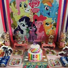 Agus 4th My Little Pony - My Little Pony