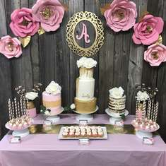 Mom's 60th Birthday Party  - Rustic