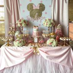 Penelope's Minnie Mouse Party - Minnie Mouse