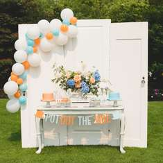 "Dumb and Dumber Inspired ""Cute and Cuter"" twins 1st birthday party - Dumb and Dumber"