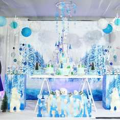 Karen's Frozen Theme Party - Frozen (Disney)