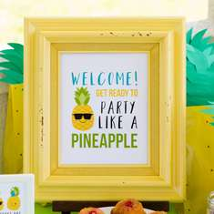 Pineapple Party  - Pineapple Beach Bash