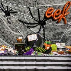 Witches, Boos, and Spiders Too! - Kid's Halloween Party