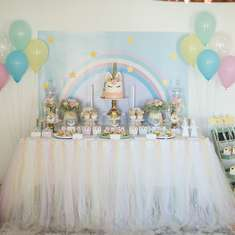 Magical Unicorn Party - Unicorns
