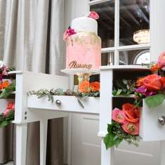 Muniba's Floral Dream Bridal Shower - Floral