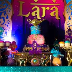 Lara's Arabian Nights Party - Arabian Nights