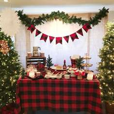"""Pancakes, Pajamas and Plaid"" Kid's Christmas Party - Pancakes, Pajamas and Plaid"