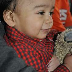 Fabio Manuel Lumberjack 1st Birthday party - Lumberjack