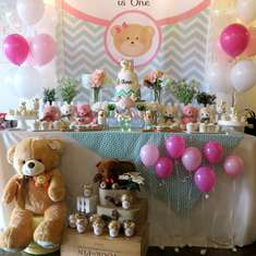 Teddy Bear Theme - Birthday