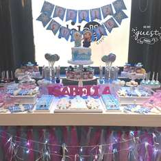 Cumple Isabella - Frozen (Disney)