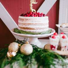 Rustic Winter Barn Wedding - Winter Barn