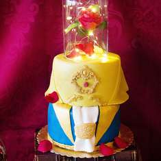 Beauty and the Beast 1st Birthday Party!  - Beauty and the Beast