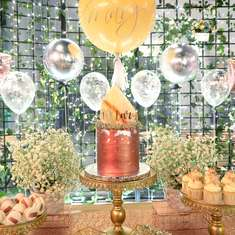 Elegant birthday party - Elegant Theme