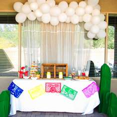 Brooklyn + Chase's Fiesta Birthday Party - Fiesta / Mexican