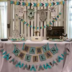Woodlands Baby Shower - Woodlands Baby Shower