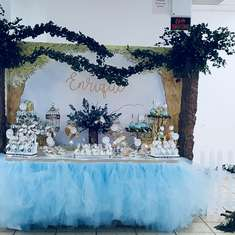 Peter Rabbit Theme Dessert Table - Peter Rabbit