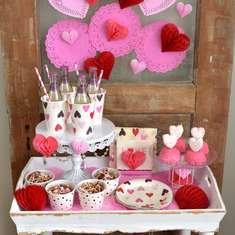 Happy Hearts Valentine Treats - Valentine