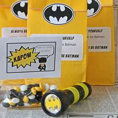 Lego Batman birthday party - Lego Batman