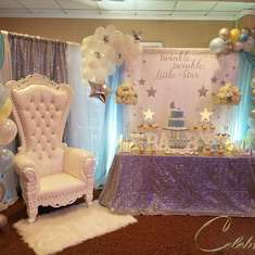 Twinkle Little Star Baby Shower - Twinkle Twinkle Little Star