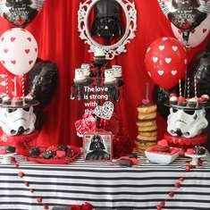 Darth Vader's Valentine's Day - Star Wars
