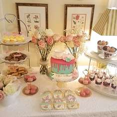 Afternoon Tea Baby Sprinkle - Tea Party