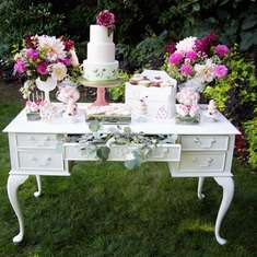 A Secret Garden Tea Party - Tea Party