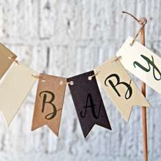 Gender Neutral Baby Shower - Baby Shower
