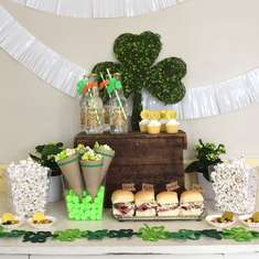 Luck 'O the Irish Snack Bar - St. Patrick's Day