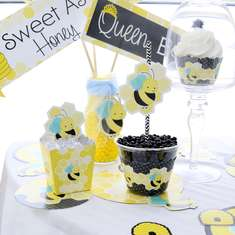 Cute as can Bee.... Honey Bee Baby Shower - Bumble Bees