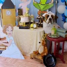 Peter Pan birthday party - Peter Pan