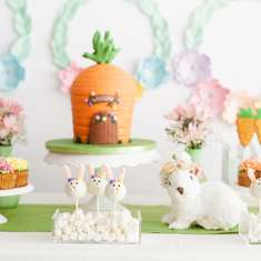 Easter Inspired Spring Party - Easter