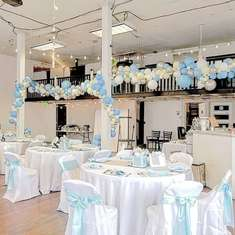 Little boy Baby shower - Glam little elephant
