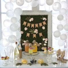 Mimosas And Springtime - Mimosa Bar