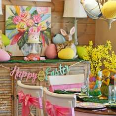 Easter Bunny Lunch - Easter