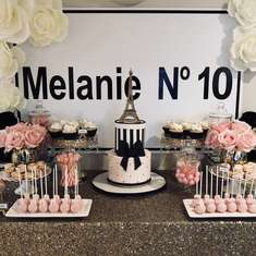 Melanie N°10  - Paris Chanel
