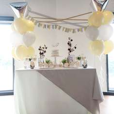 Gem themed birthday party - Gem Themed