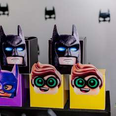 Lego Batman party - Lego Batman