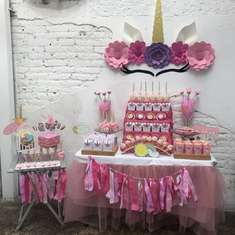Amazing unicorn birthday party - Unicorn