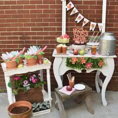 Springtime Potting Party - Garden Party