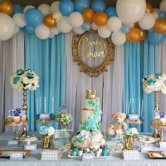 Welcoming Baby Amari! - Baby Shower