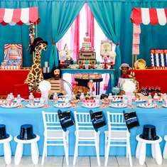 JD's Amazing Circus - Circus Party