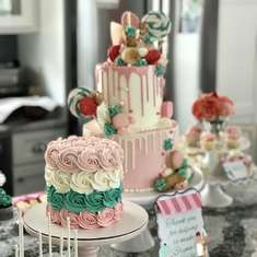 Sweet Shoppe birthday party - Sweet Shoppe